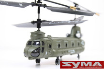 Syma S026G Chinook Gyro Radio Controlled Helicopter