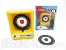 Sounding Target Portable BB pellet Trap target