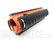Spare battery casing / front end for m83 BB Gun
