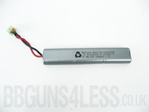 Spare battery ni-mh aap 500mah 7.2 v for M83 BB Gun etc