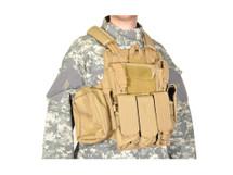 Swiss Arms Ciras tactical vest in tan