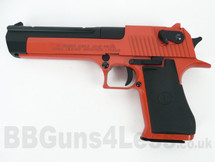 D-Eagle Hardkick Version .50 Full Metal gas Blowback BB Gun