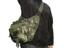 Swiss Arms Tactical Side Saddle Bag in camo
