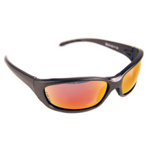 Atlas safety glasses Metallic Grey Frame Smoke HC Lens UV400