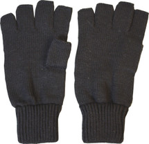 Kombat UK Fingerless Gloves - Black