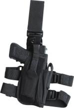 kombat US Tactical leg holster in black