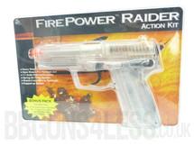 FirePowerRaider Translucent BBgun