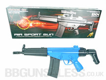 MP5 Full size Air sport in Two Tone Blue NO-11357B