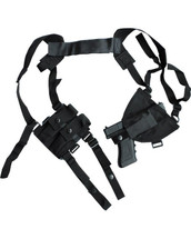 Kombat Shoulder Holster in Black