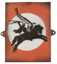 Pegasus Sign - Military Style Sign