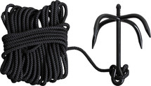 Kombat UK Ninja Grappling Hook & Rope Grappling Hook