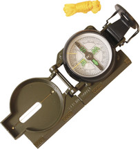 Lensmatic Army Compass