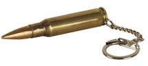 762 bullet Brass Keyring