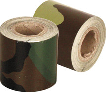 Camouflage tape in pvc