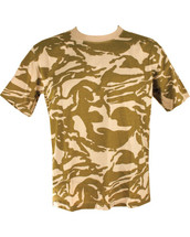 Kids T-shirt British Desert camo