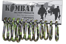12 pack Camo Carabina set
