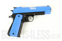 HFC HG 123 Smith & Wesson 1911 Replica bb gun Gas powered