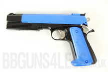 HFC HG 125  Gas powered Pistol with Extended Barrel