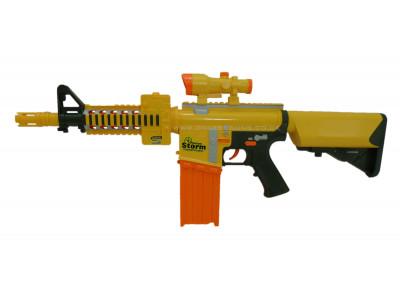 Storm Semi Automatic Soft Dart Gun like nerf gun