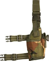 kombat US Tactical assault leg holster in dpm