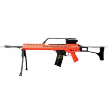SRC G36 Electric Airsoft gun with Bipod in orange