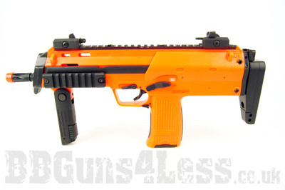 Well R4 Airsoft Electric Rifle in Orange