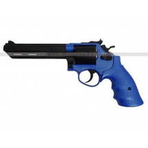 HFC HG131 Replica gas Python Revolver Airsoft Gun in blue