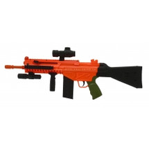 Well MR777 M16 BBgun Rifle