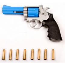 UHC Combat Magnum Revolver spring powerd BB gun 4 inch barrel