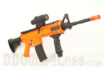Well D96 M4 Carbine Fully Automatic With Adjustable  Stock