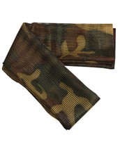 kombat uk Scrim Net Scarf in dpm camo