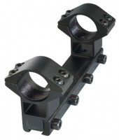 SMK One Piece double clamp - high 120mm long rail system
