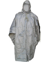 Waterproof Poncho US Style Poncho in Olive Green