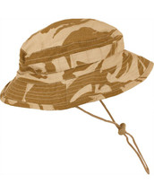 British Special Forces Hat in Desert camo