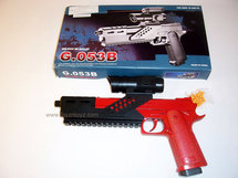 Galaxy G.053B bb gun in blue
