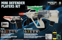 Soft air usa Mini defender players kit
