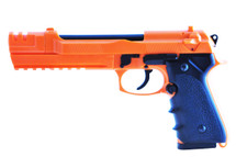 HFC HA 118EL Long Barrel BB gun pistol in orange