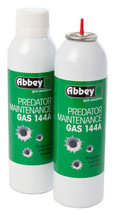 Abbey Predator Maintenance Gas 144a 700ml