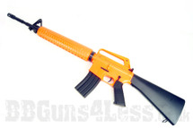 Well M16A2 replica M16 Airsoft Rifle BB Gun