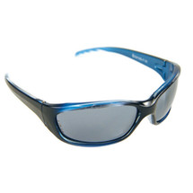 Atlas 1003 Blue Frame HC Smoke Lens
