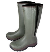 Jack Pyke Countryman (Side Zip) Wellington Wellie Boots (3mm Neoprene Lining)