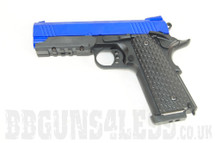 KIMBER K Warrior 1911B replica with gas blowback