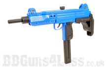 Well D91 Electric Airsoft BB Gun in Blue