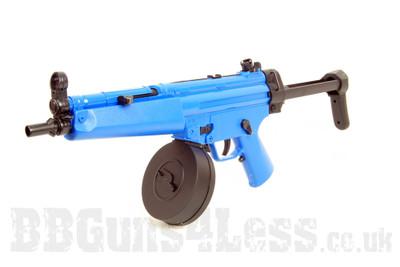 Bb drum gun