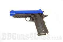 KIMBER K Warrior 1911a replica with gas blowback