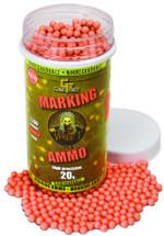 Crosman Biodegradable Marking bb pellets 2200 x 0.20