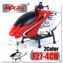 I-Heli f-Series MJX F27 RC helicopter 4 channel LCD