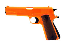 HFC HG 121 GAS BB pistol in Two Tone orange