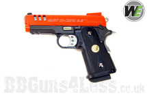 WE Baby hi capa 3.8 hi kick goverment model gas blowback