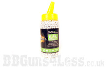 Fireball BIO BB pellets 2000 x 0.25g speed loader
